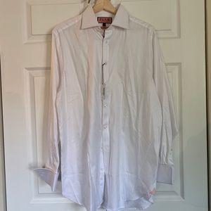 Thomas Pink Royal Twill Dress Shirt NWT 15.5 34